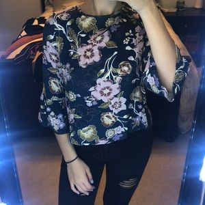 Floral Blouse from One Clothing